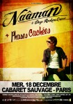 CONCERT NAAMAN + PHASES CACHEES