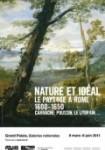 Nature et idéal : le paysage à Rome, 1600 - 1650
