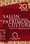 Salon international du Patrimoine 2014