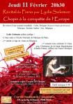Chopin à la conquête de l'Europe