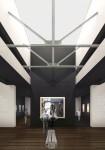 Galerie des impressionnistes, des cabinets mitoyens et création du Pavillon Amont