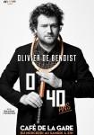Olivier de Benoist - 0 / 40 ans