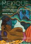 Mexique 1900-1950 - Diego Rivera, Frida Kahlo, José Clemente Orozco et les avant-gardes