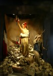 Personnages de cire de l'actualité et de l'Histoire de France
