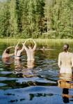 Jérémie Jung : photographies d'Estonie, l'île de Kihnu et le royaume de Setomaa