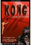Kong, l'amour avec un grand