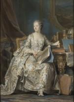 En société - Pastels du Louvre des XVIIe et XVIIIe siècles