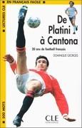 De Platini à Cantona