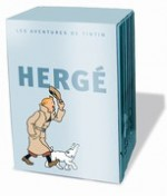 Tintin, coffret intégral