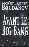 Avant le Big-Bang
