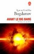 Avant le Big Bang