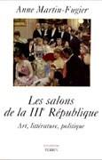 Les salons de la IIIème République