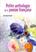 Petite Anthologie de la poésie française