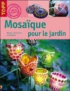 Mosaïque pour le jardin