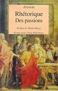 Rhétorique des passions