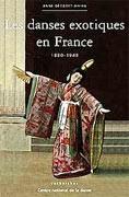Les Danses exotiques en France