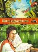 Les Explorateurs du XVIIIe siècle