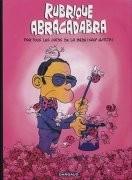 Rubrique abracadabra
