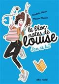 Le bloc-note de Louise