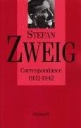 Correspondance 1932 - 1942