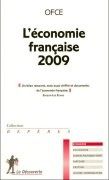 L'Economie française 2009