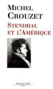 Stendhal et l'Amérique