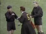 Les Monty Python jouent le match des philosophe (Allemagne-Grèce) en 1972