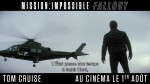 Mission Impossible Fallout - bande annonce VOST