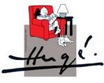 Hergé, du voyage imaginaire au voyage intérieur