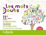 Les Mots Doubs 2012
