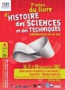 Salon du livre d'histoire des Sciences et des Techniques