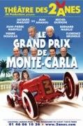 Le Grand prix de Monte-Carla