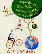 Salon régional du livre pour la jeunesse de Troyes