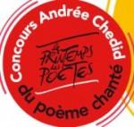Concours Andrée Chedid du poème chanté