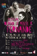 Festival 'Quand je pense à Fernande' 2011