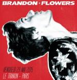 Brandon Flowers au Trianon