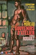 Gustave Moreau, Georges Rouault : Souvenirs d'atelier