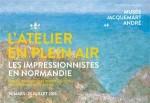 L'Atelier en plein air - Les Impressionnistes en Normandie