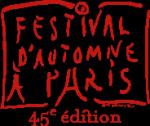 Festival d'automne à Paris 2016