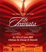 La Traviata - Festival d'Opéra en Plein-Air