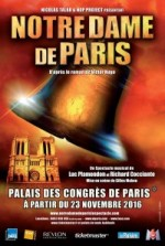 Notre Dame de Paris 2016