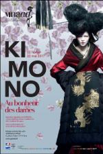 Kimono - Au bonheur des dames