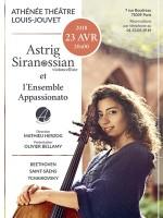 Ensemble Appassionato, Astrig Siranossian