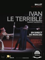 Ivan le terrible (Ballet du Bolchoï)