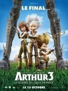 Arthur 3, la guerre des deux mondes