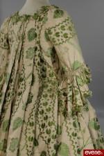 Robe à la française (détail)