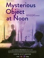 Mysterious Object at Noon - Affiche