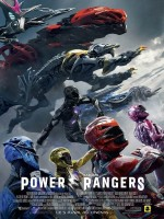 Power Rangers - Affiche