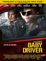 Baby Driver - Affiche