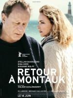 Retour à Montauk - Affiche